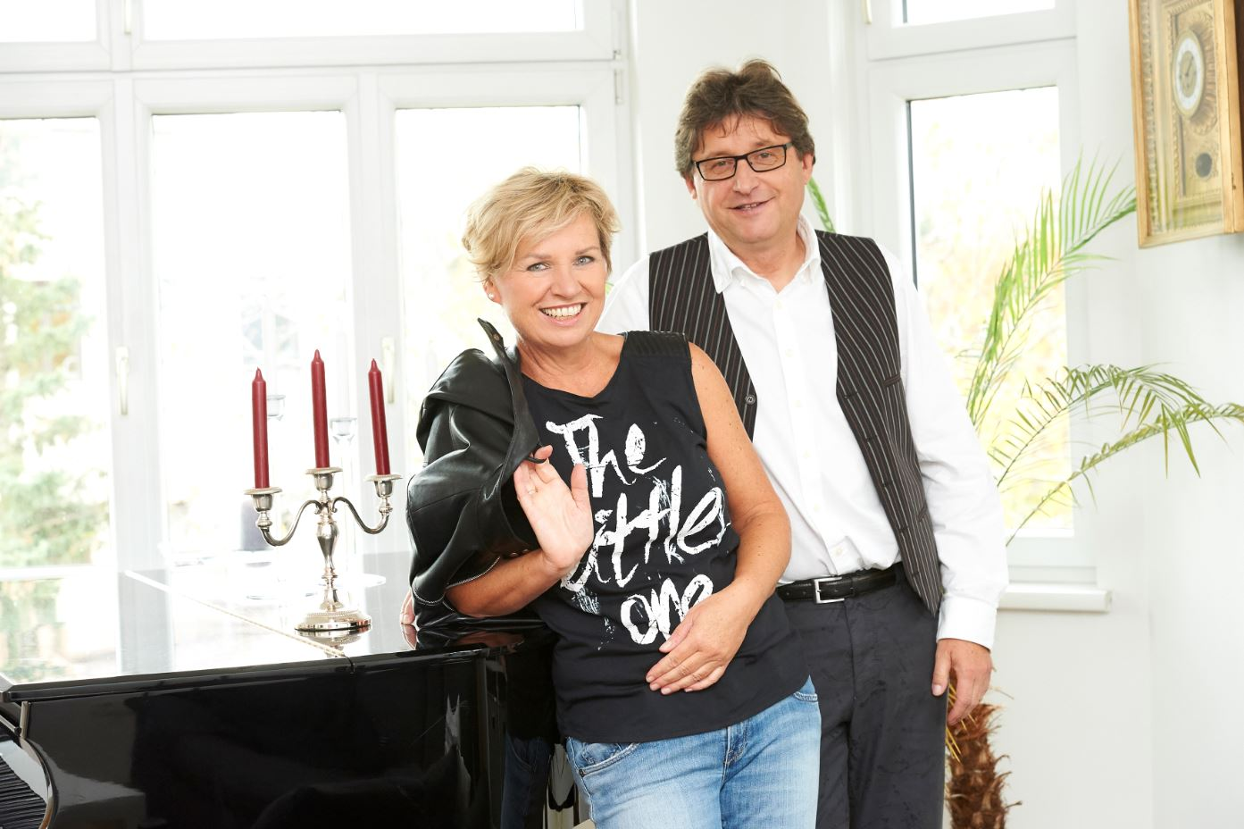 Christine und Helmut Posch - photo by Lore Prendinger